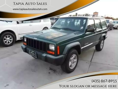 1999 Jeep Cherokee for sale in Cedar City, UT