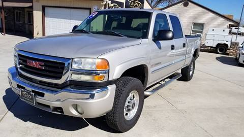 2005 GMC Sierra 2500HD for sale in Cedar City, UT