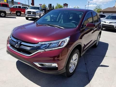 2016 Honda CR-V for sale in Cedar City, UT
