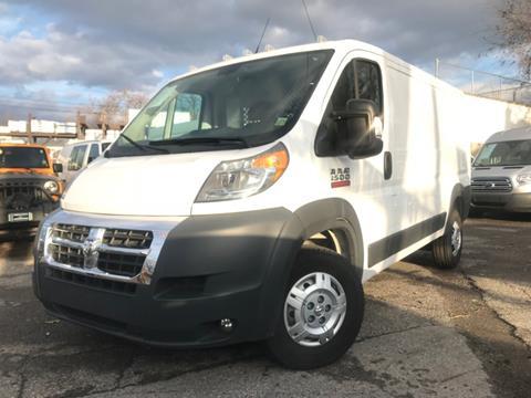 2b1c4d75e34 2017 RAM ProMaster Cargo for sale in Bronx