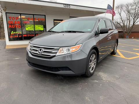 2011 Honda Odyssey for sale in Florissant, MO