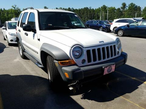 2005 Jeep Liberty for sale in Lexington, SC