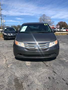 2011 Honda Odyssey for sale in Doraville, GA