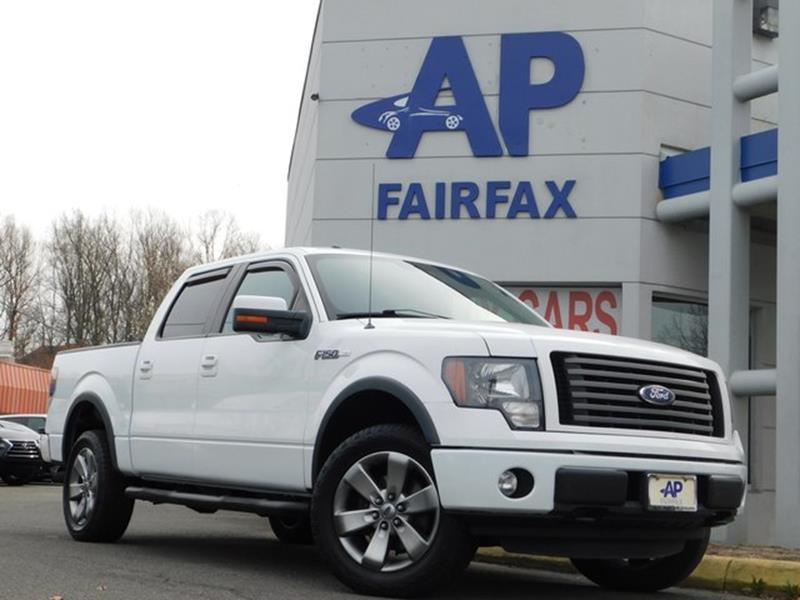 2011 Ford F-150 for sale at AP Fairfax in Fairfax VA