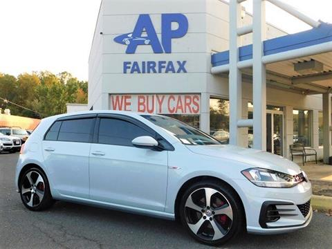 2018 Volkswagen Golf GTI for sale in Fairfax, VA