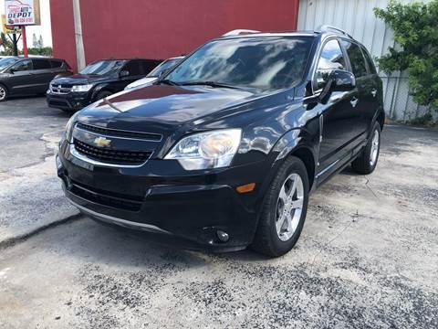 2014 Chevrolet Captiva Sport for sale in Hialeah, FL