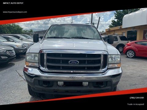 Pickup Truck For Sale in Hialeah, FL - IMPACT AUTO DEPOT