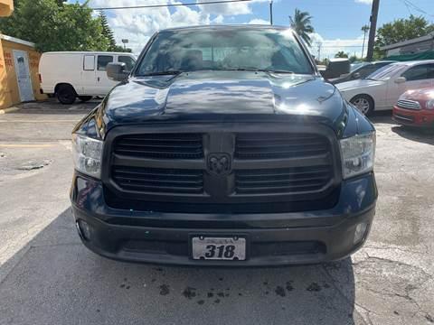 2014 RAM Ram Pickup 1500 for sale in Hialeah, FL