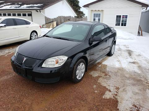 2007 Pontiac G5 for sale in Spencer, WI