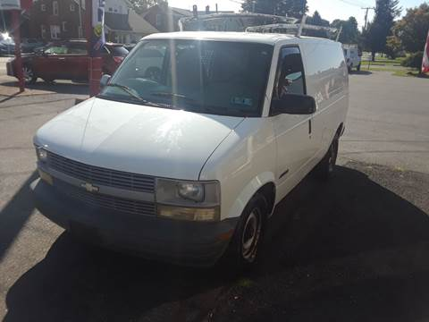 2000 Chevrolet Astro Cargo for sale in Schnecksville, PA