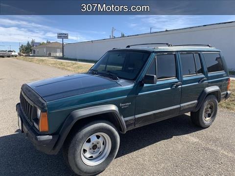 1995 Jeep Cherokee for sale in Casper, WY