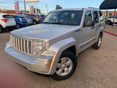 2010 Jeep Liberty for sale in Arlington, TX