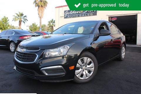 Chevrolet Cruze Limited For Sale in Sacramento, CA - Golden Star