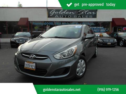 2015 Hyundai Accent for sale in Sacramento, CA