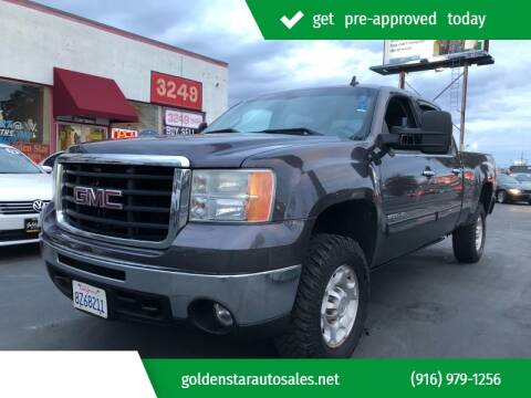 2010 GMC Sierra 2500HD for sale in Sacramento, CA