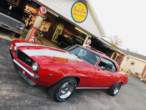 Used 1969 Chevrolet Camaro For Sale In Oklahoma