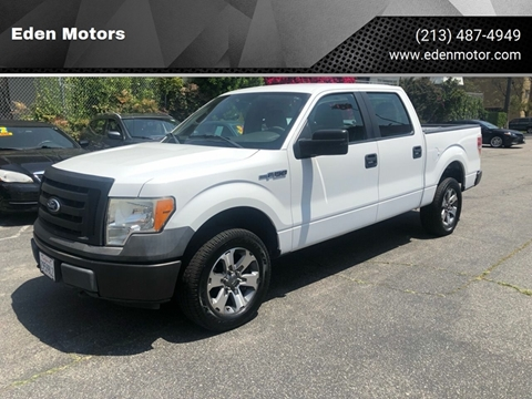 2010 Ford F-150 for sale in Los Angeles, CA