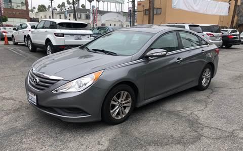 2014 Hyundai Sonata for sale in Los Angeles, CA