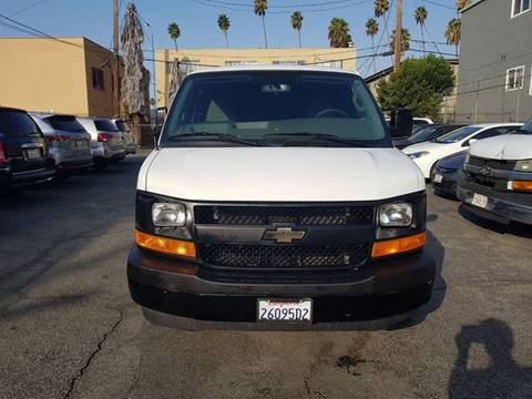 2017 Chevrolet Express Cargo for sale in Los Angeles, CA