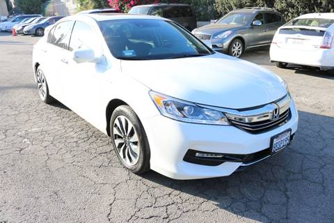 2017 Honda Accord Hybrid for sale in Los Angeles, CA
