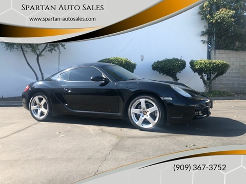 2008 Porsche Cayman For Sale In Upland Ca