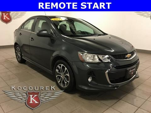 2017 Chevrolet Sonic for sale in Wausau, WI