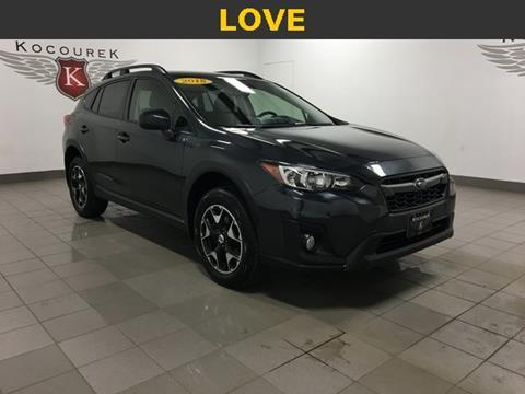 2018 Subaru Crosstrek for sale in Wausau, WI