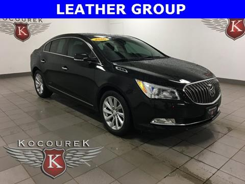 2016 Buick LaCrosse for sale in Wausau, WI