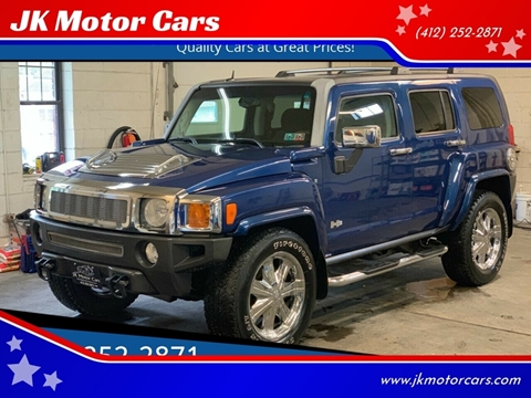 HUMMER For Sale in Pittsburgh, PA - JK Motor Cars