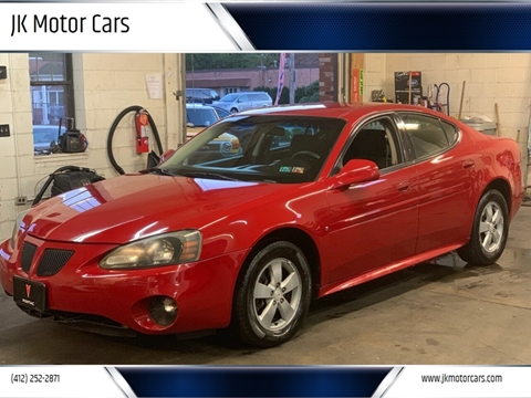 2007 Pontiac Grand Prix for sale in Pittsburgh, PA