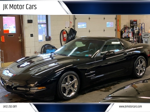 2000 Chevrolet Corvette for sale in Pittsburgh, PA