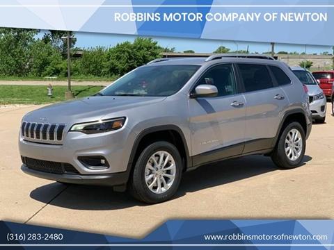 2019 Jeep Cherokee for sale in Newton, KS