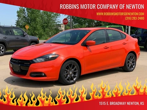 Dodge Dart For Sale in Newton, KS - Robbins Motor Company of