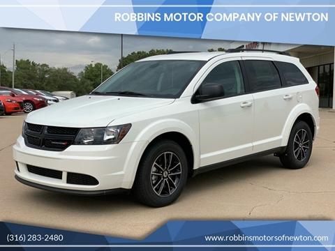 2018 Dodge Journey for sale in Newton, KS