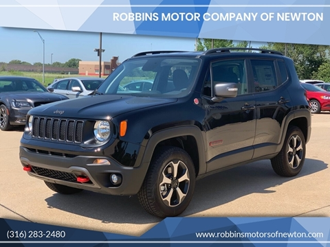 2019 Jeep Renegade for sale in Newton, KS