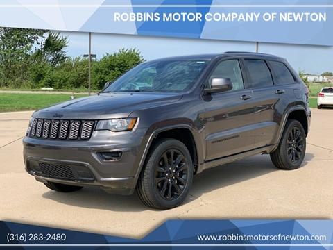 2019 Jeep Grand Cherokee for sale in Newton, KS