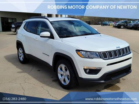 2020 Jeep Compass for sale at Robbins Motor Company of Newton in Newton KS