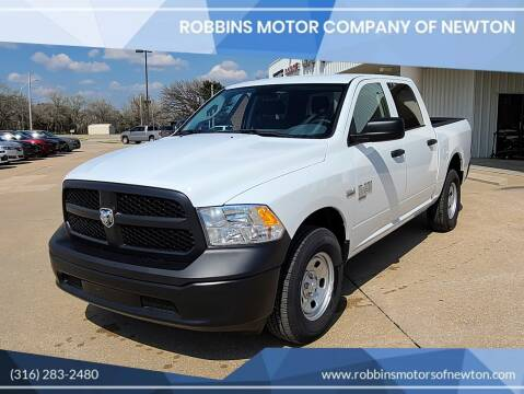 2020 RAM Ram Pickup 1500 Classic for sale at Robbins Motor Company of Newton in Newton KS