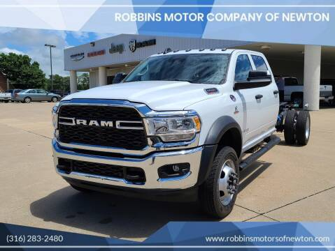 2020 RAM Ram Chassis 5500 for sale at Robbins Motor Company of Newton in Newton KS