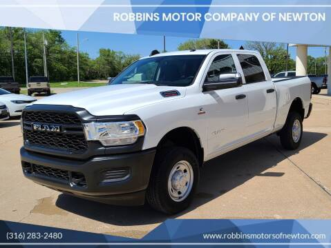 2020 RAM Ram Pickup 2500 for sale at Robbins Motor Company of Newton in Newton KS