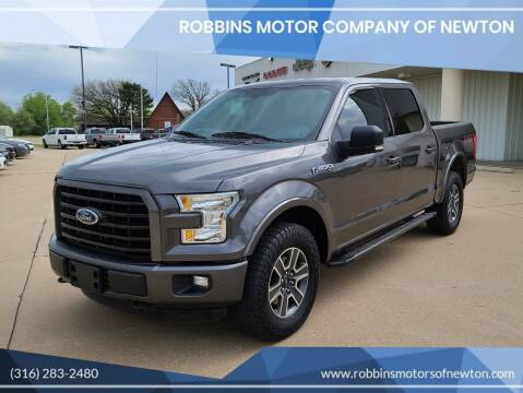2016 Ford F-150 for sale at Robbins Motor Company of Newton in Newton KS