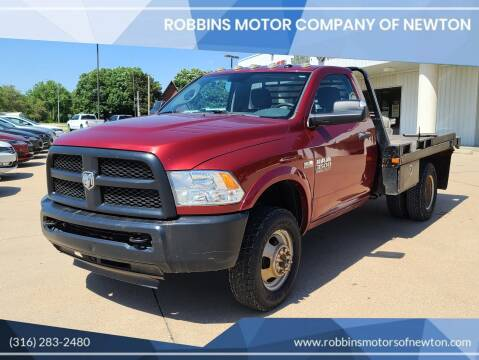 2014 RAM Ram Chassis 3500 for sale at Robbins Motor Company of Newton in Newton KS