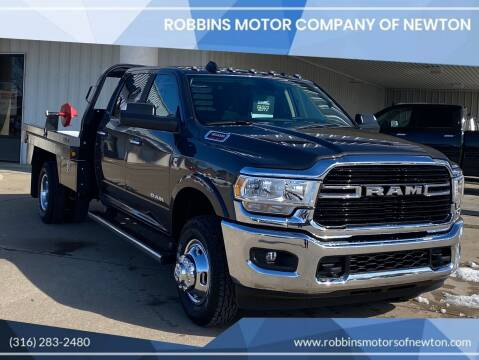 2019 RAM Ram Chassis 3500 for sale at Robbins Motor Company of Newton in Newton KS