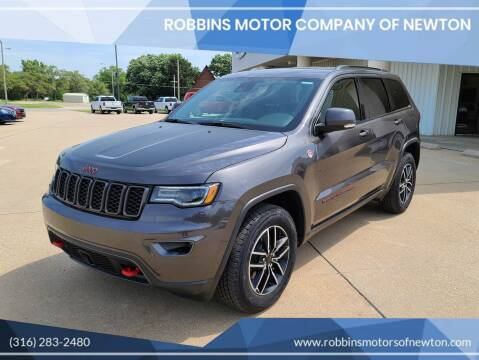 2020 Jeep Grand Cherokee for sale at Robbins Motor Company of Newton in Newton KS