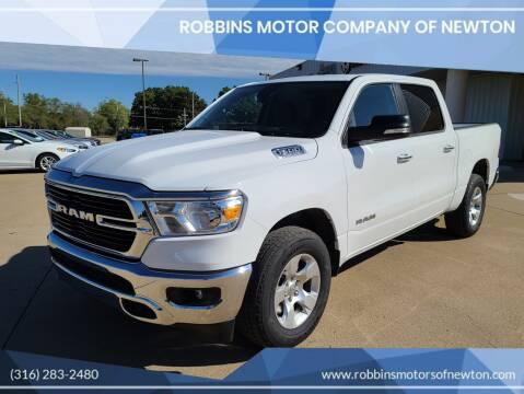 2020 RAM Ram Pickup 1500 for sale at Robbins Motor Company of Newton in Newton KS