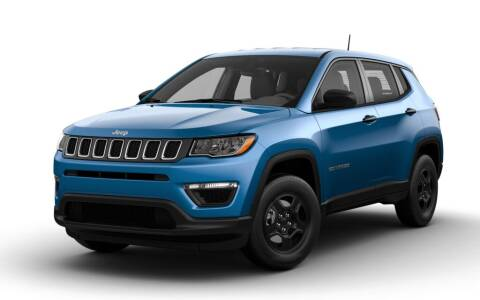 2021 Jeep Compass for sale at Robbins Motor Company of Newton in Newton KS
