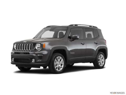 2020 Jeep Renegade for sale at Robbins Motor Company of Newton in Newton KS