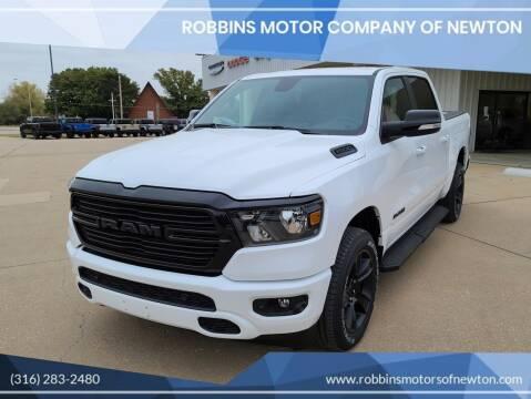 2021 RAM Ram Pickup 1500 for sale at Robbins Motor Company of Newton in Newton KS