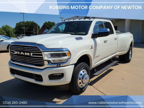 2020 RAM Ram Pickup 3500 for sale at Robbins Motor Company of Newton in Newton KS