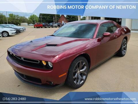 2018 Dodge Challenger for sale at Robbins Motor Company of Newton in Newton KS